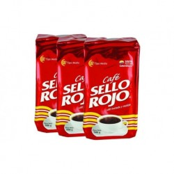 CAFE SELLO ROJO INSTITUCIONAL X 500 GR