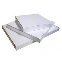 CAJA PIZZA BASE PLASTIFICADA 27 X 27 X 3